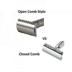 closedcomb vs opencomb