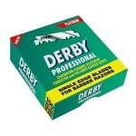 derby straight razor blades