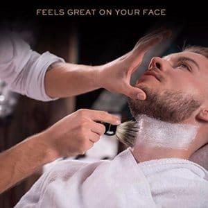 shaving brush thick lather