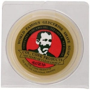 Col Conk Shaving Soap Review