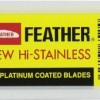 feather blades