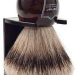 parker slivertip badger brush review