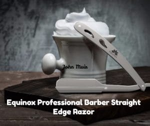 Equinox Straight Edge Razor