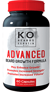 Beard Vitamins to Grow The Perfect Sexy Beard in 2019 - TGSC